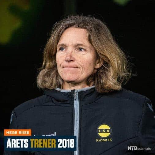 Hege Riise - Årets trener